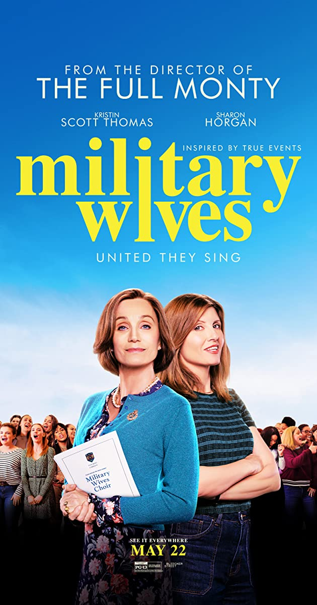 Subtitle of Military Wives
