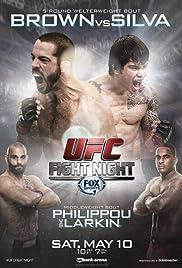 UFC Fight Night: Brown vs. Silva
