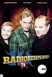 Radioresepsjonen på TV Poster
