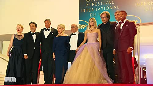 Dave Karger hosts IMDb's coverage of the 71st Cannes Film Festival featuring an advance look at the films, filmmakers, and celebrities at the 12-day event. Highlights from interviews with John Travolta, Spike Lee, Topher Grace, Marion Cotillard, Mads Mikkelsen, and John David Washington.