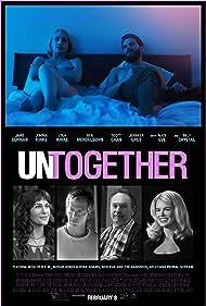 Billy Crystal, Ben Mendelsohn, Alice Eve, Jamie Dornan, Jemima Kirke, and Lola Kirke in Untogether (2018)