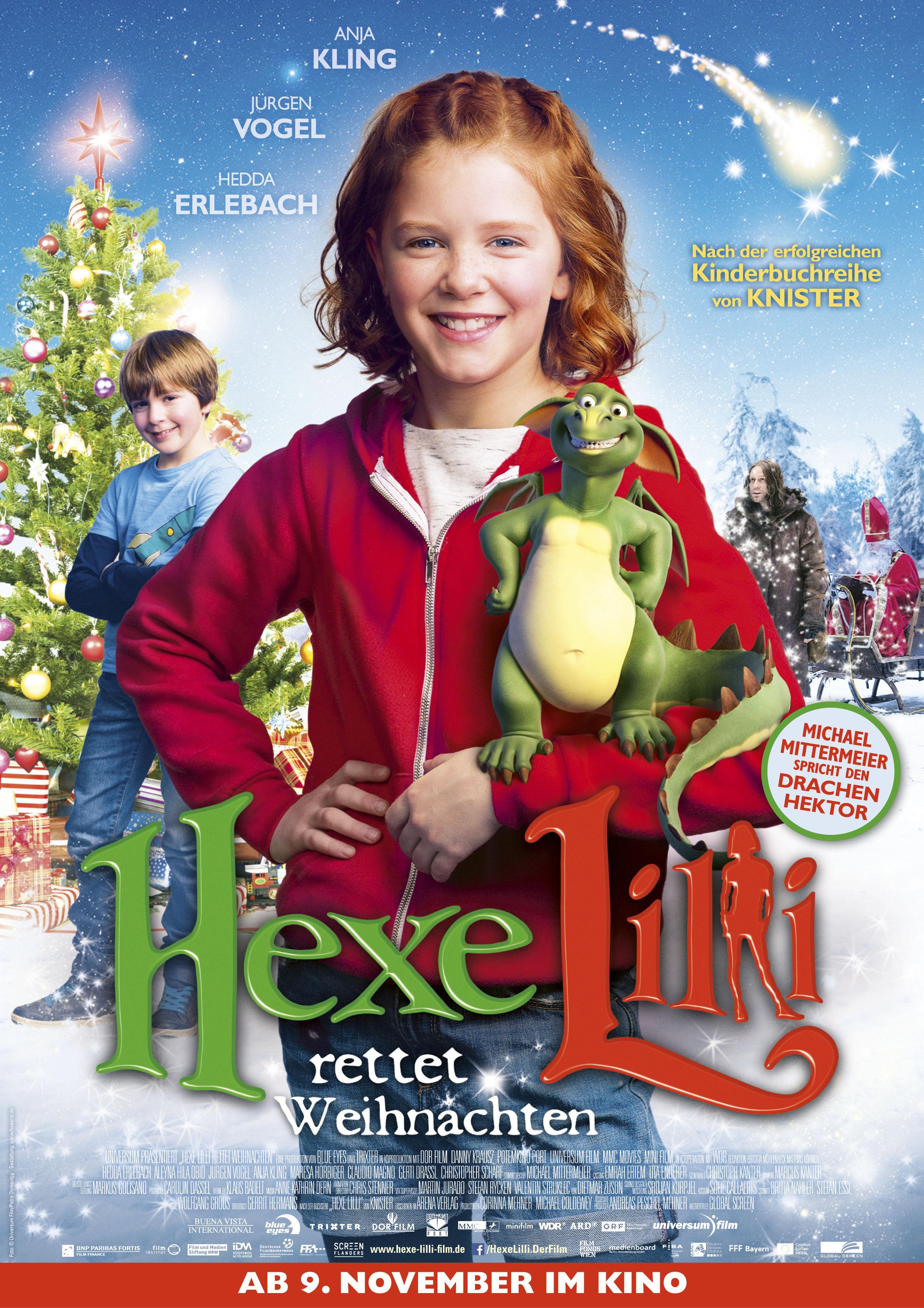 Hexe Lillis Eingesacktes Weihnachtsfest 2017 Imdb