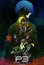 Persona 3 the Movie: #3 Falling Down Poster
