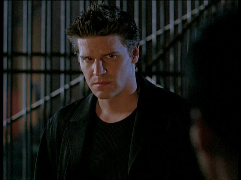 David Boreanaz in Angel (1999)
