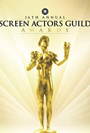 16th Annual Screen Actors Guild Awards Poster