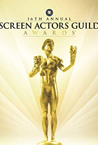 Primary photo for 16th Annual Screen Actors Guild Awards