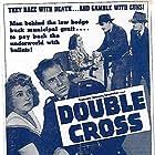 Richard Beach, Wynne Gibson, and Pauline Moore in Double Cross (1941)