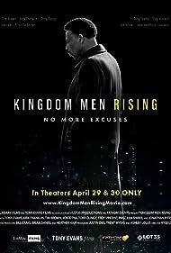 Kirk Franklin, Tim Brown, Kyle Lollis, Ashley Lollis, Tony Dungy, Priscilla C. Shirer, Tony Evans, Jon Kitna, and Lecrae in Kingdom Men Rising (2019)