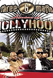 Adventures in Hollyhood Poster