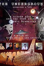 Richard Dolan, Lee Lustig, and Darcy Weir in The Underground (2021)