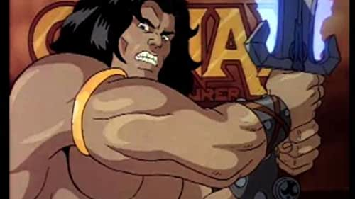 Conan: The Adventurer: Season Two: Parts 1 & 2