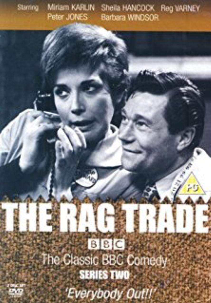 The Rag Trade (TV Series 1961–1963) - IMDb