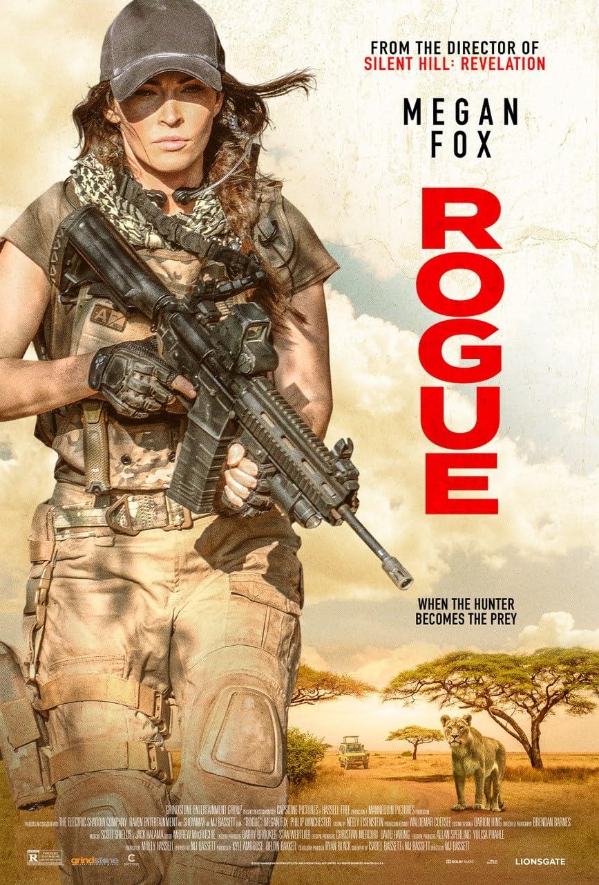 Rogue (2020) Multi Audio [Hin – Tam – Tel – Kan] LPlay WEB-DL x264 AAC