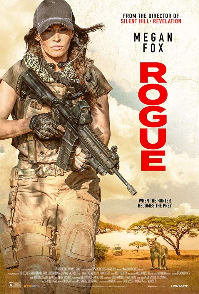 Rogue (2020) English 720p HDRIp Esubs DL