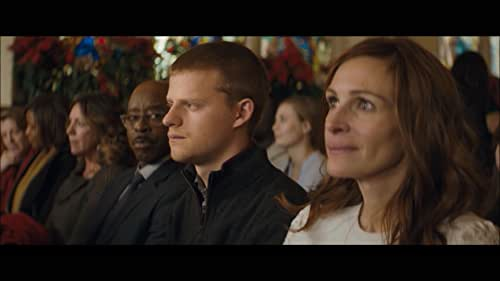 19 year-old Ben Burns (Lucas Hedges) unexpectedly returns home to his family's suburban home on Christmas Eve morning. Ben's mother, Holly (Julia Roberts), is relieved and welcoming but wary of her son staying clean. Over a turbulent 24 hours, new truths are revealed, and a mother's undying love for her son is tested as she does everything in her power to keep him safe.
