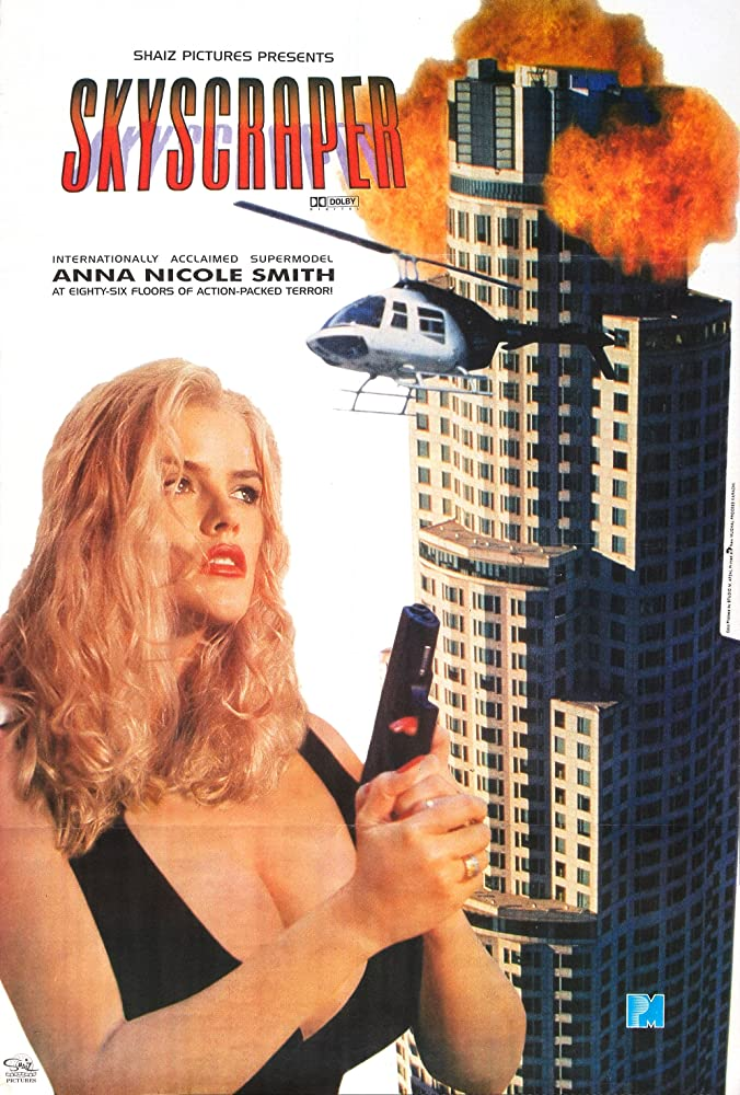 18+ Skyscraper 1996 Dual Audio 720p DVDRip x264 [Hindi + English] 500MB
