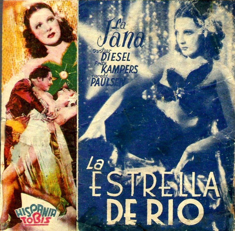 Stern Von Rio 1940