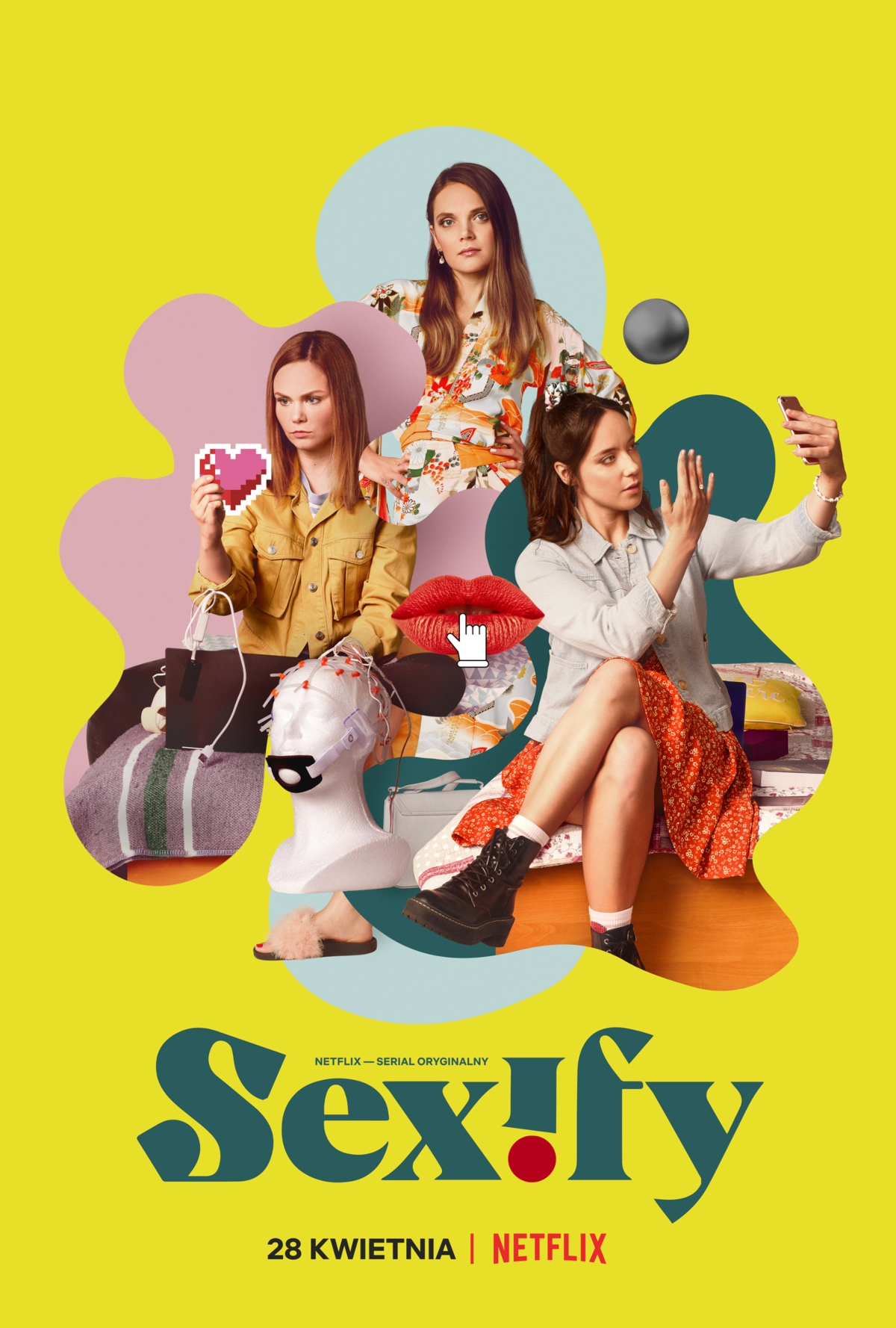 Sexify (2021) S01 E01 to 08 English Netflix Original Series 900MB HDRip 480p Download