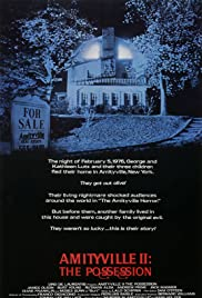 Amityville II: The Possession (1982) Poster - Movie Forum, Cast, Reviews