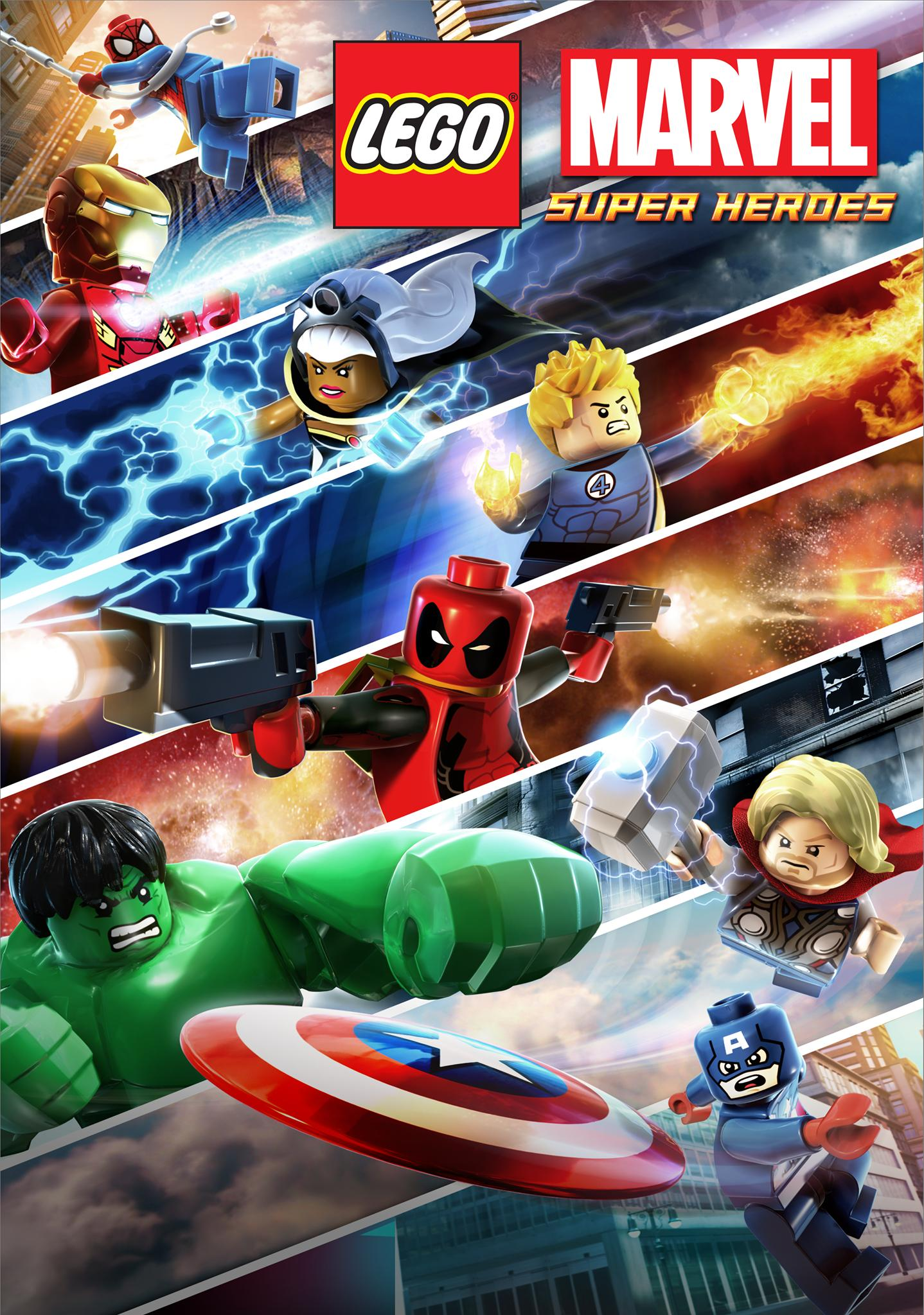 lego marvel super heroes maximum overload tv mini series 2013