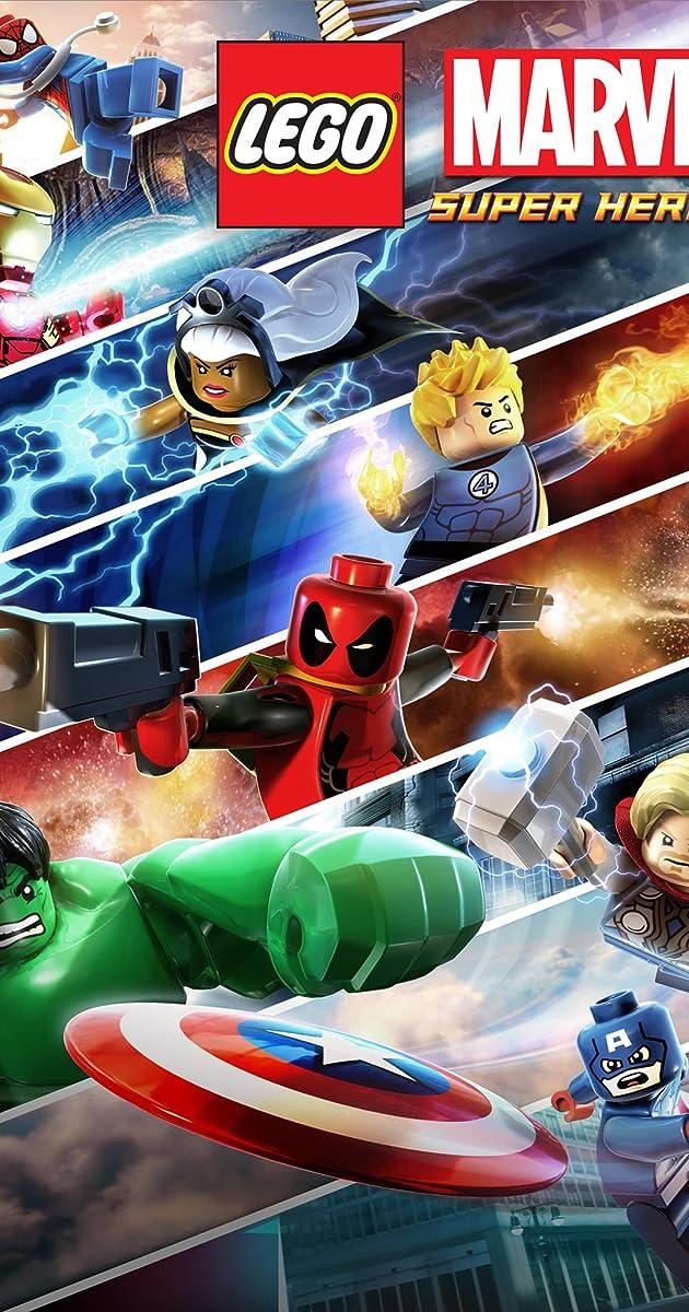 Lego Marvel Super Heroes Maximum Overload Tv Mini Series 2013 Imdb