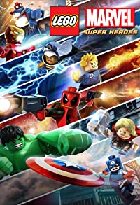 Primary photo for Lego Marvel Super Heroes: Maximum Overload