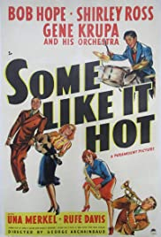 Some Like It Hot (1939) Poster - Movie Forum, Cast, Reviews