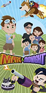 Max and Midnight movie download in mp4