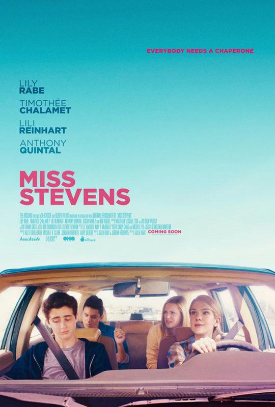 Miss Stevens.