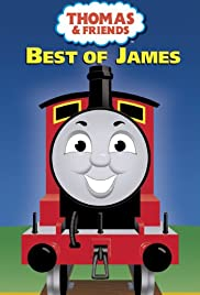 Thomas & Friends: The Best of James Poster