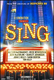 Sing: The Sing Network Poster