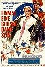 Einmal eine grosse Dame sein (1957) Poster