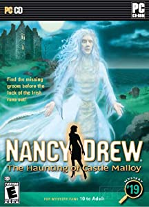 Freemovies download Nancy Drew: The Haunting of Castle Malloy [2k]