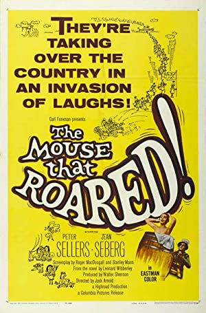 Die Maus, die brüllte (1959) • 19. April 2021