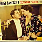 George Bancroft and Kay Francis in Scandal Sheet (1931)