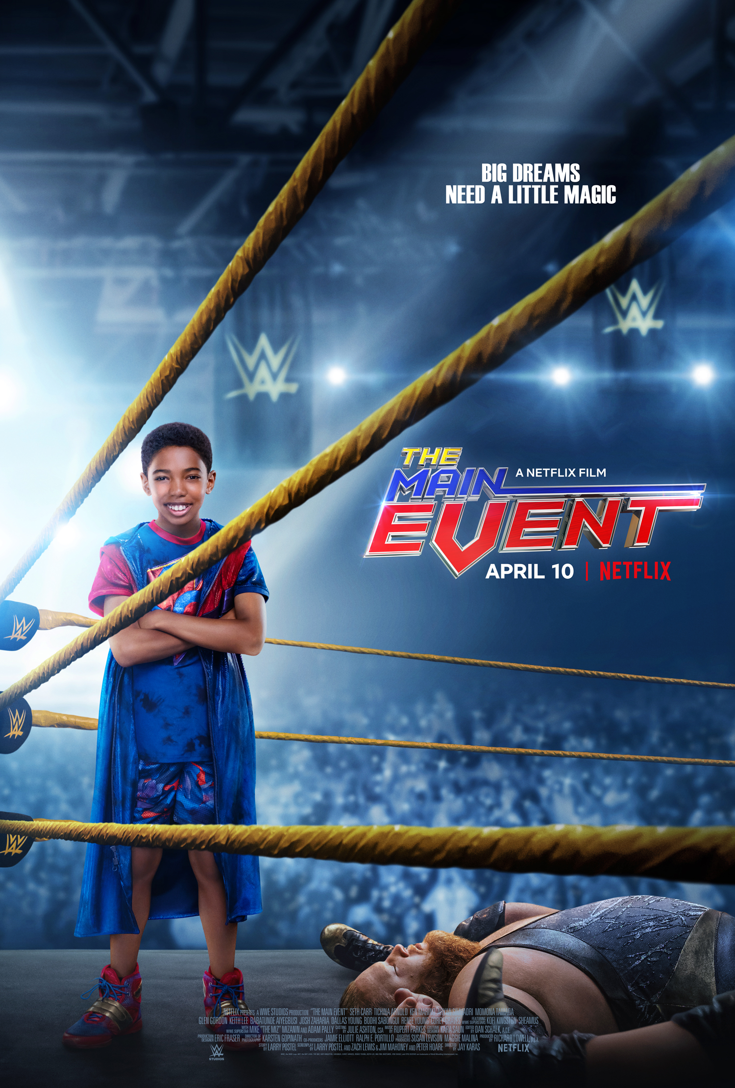 Download The Main Event (2020) Dual Audio BluRay