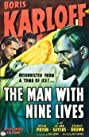 The Man with Nine Lives (1940) Poster
