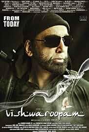 Vishwaroopam 2013 Movie Hindi BluRay 300mb 480p 1GB 720p