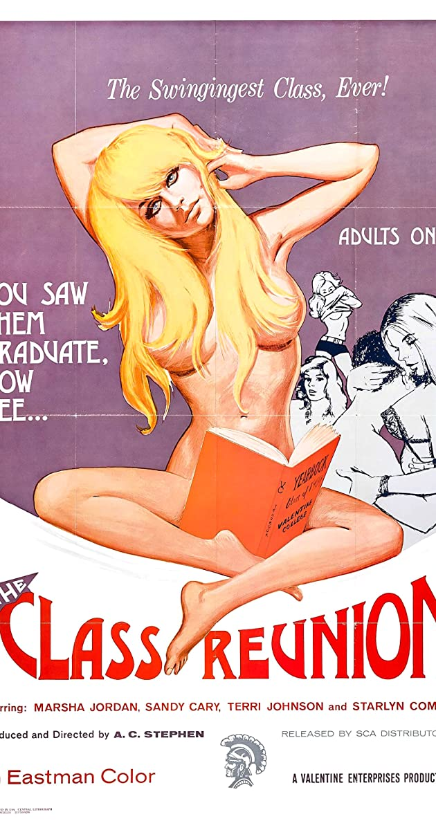 servilleta Orgulloso base  The Class Reunion (1972) - IMDb