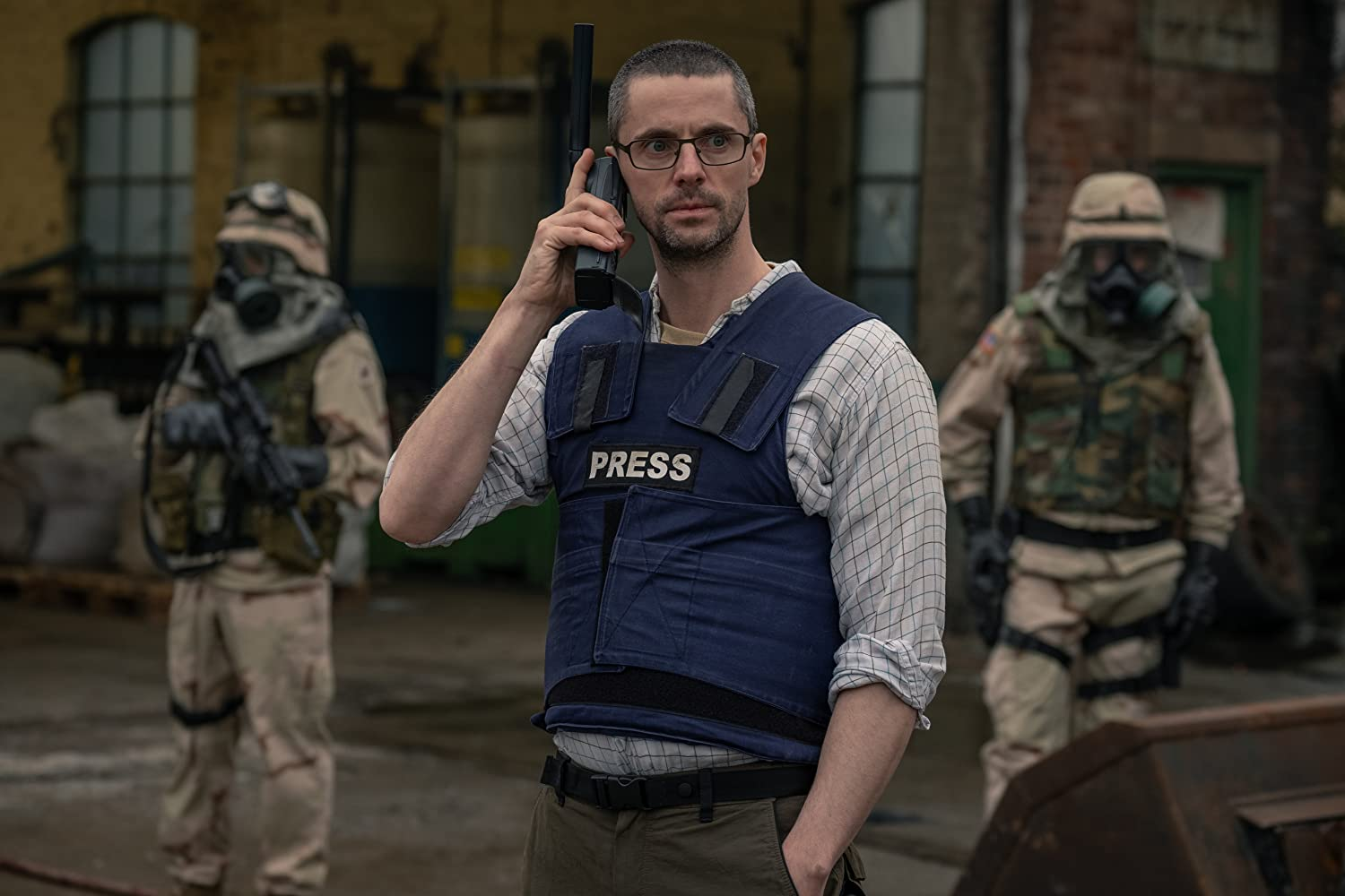 Matthew Goode in Official Secrets (2019)