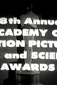 Primary photo for The 28th Annual Academy Awards