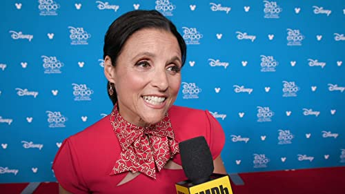 "Julia Louis-Dreyfus Excited for 'Onward,' Looks Back on ""Veep"""