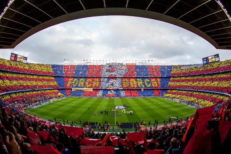 Barcelona Barca V Real Madrid 2006
