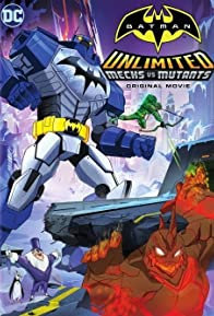 Primary photo for Batman Unlimited: Mechs vs. Mutants