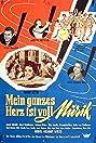 Mein ganzes Herz ist voll Musik (1959) Poster