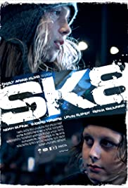 SK8 the film Poster
