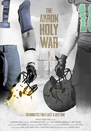 Where to stream The Akron Holy War