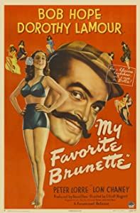 Movies clips downloads My Favorite Brunette by Sidney Lanfield [BRRip]