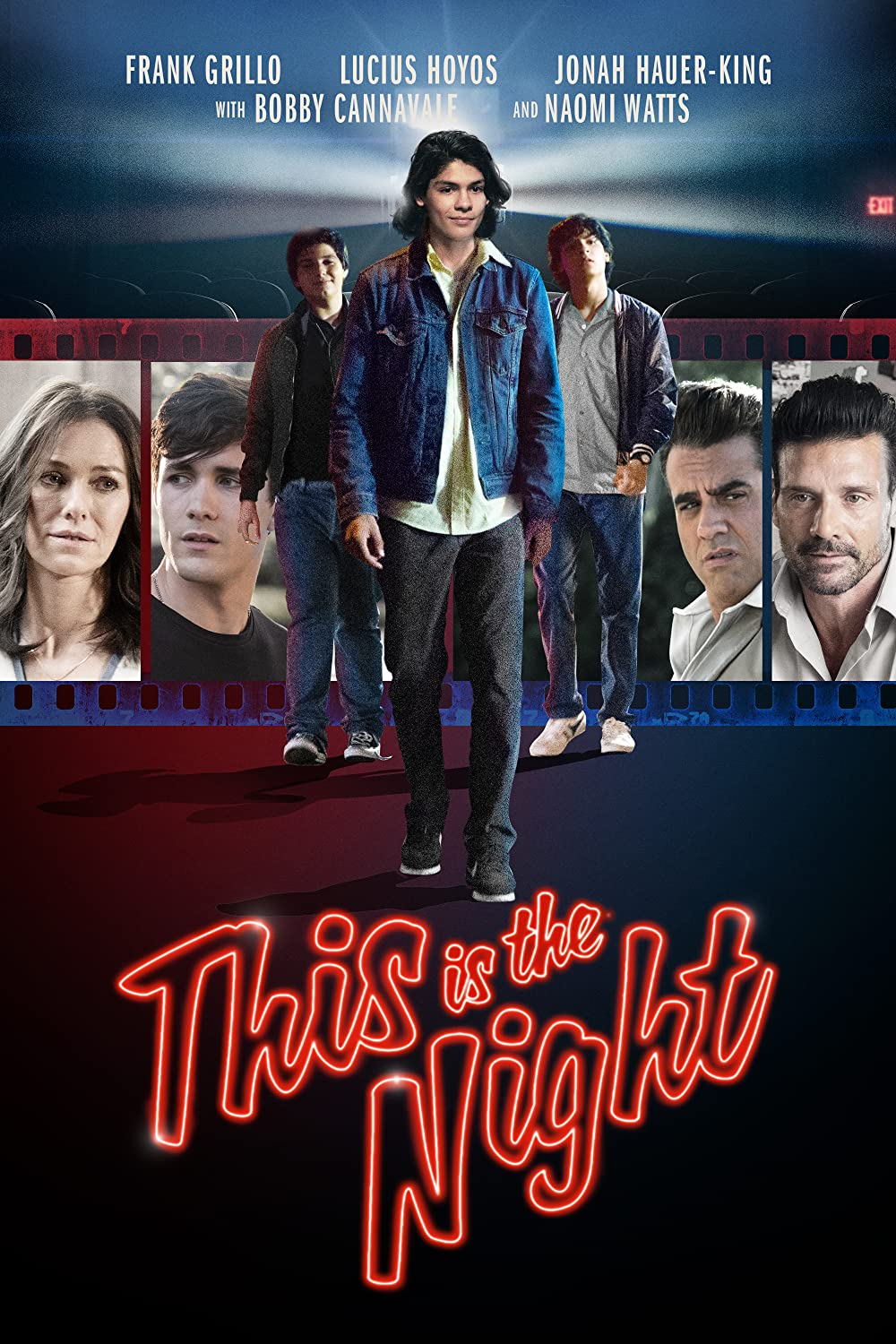 Download This Is the Night (2021) Full Movie [In English] With Hindi Subtitles | WebRip 720p [1XBET] FREE on 1XCinema.com & KatMovieHD.sk