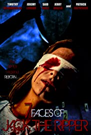 7 Faces of Jack the Ripper Poster